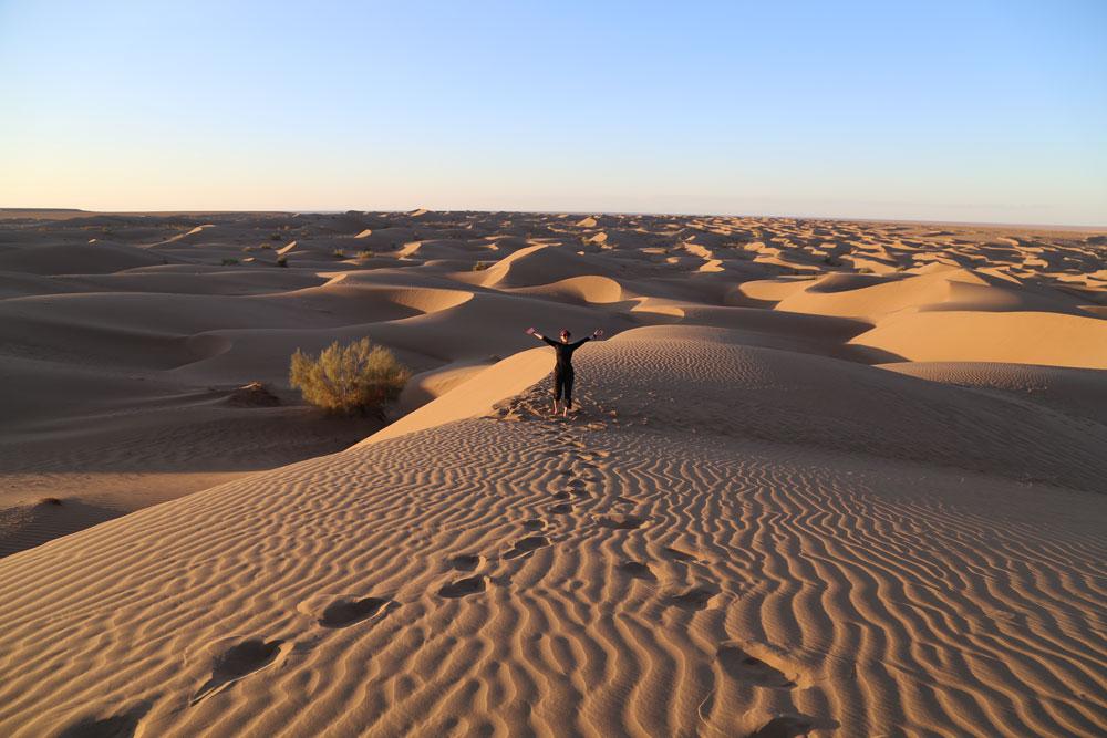 کویر مصر کجاست؟