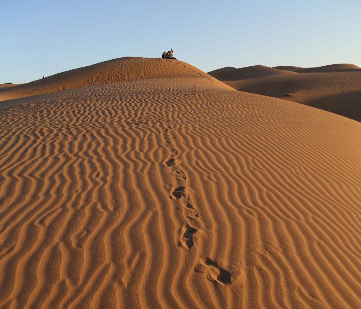 جاذبه های اصلی کویر مصر